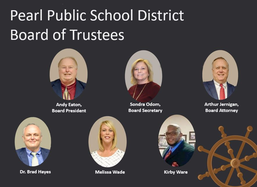 PPSD Board of Trustees pictures