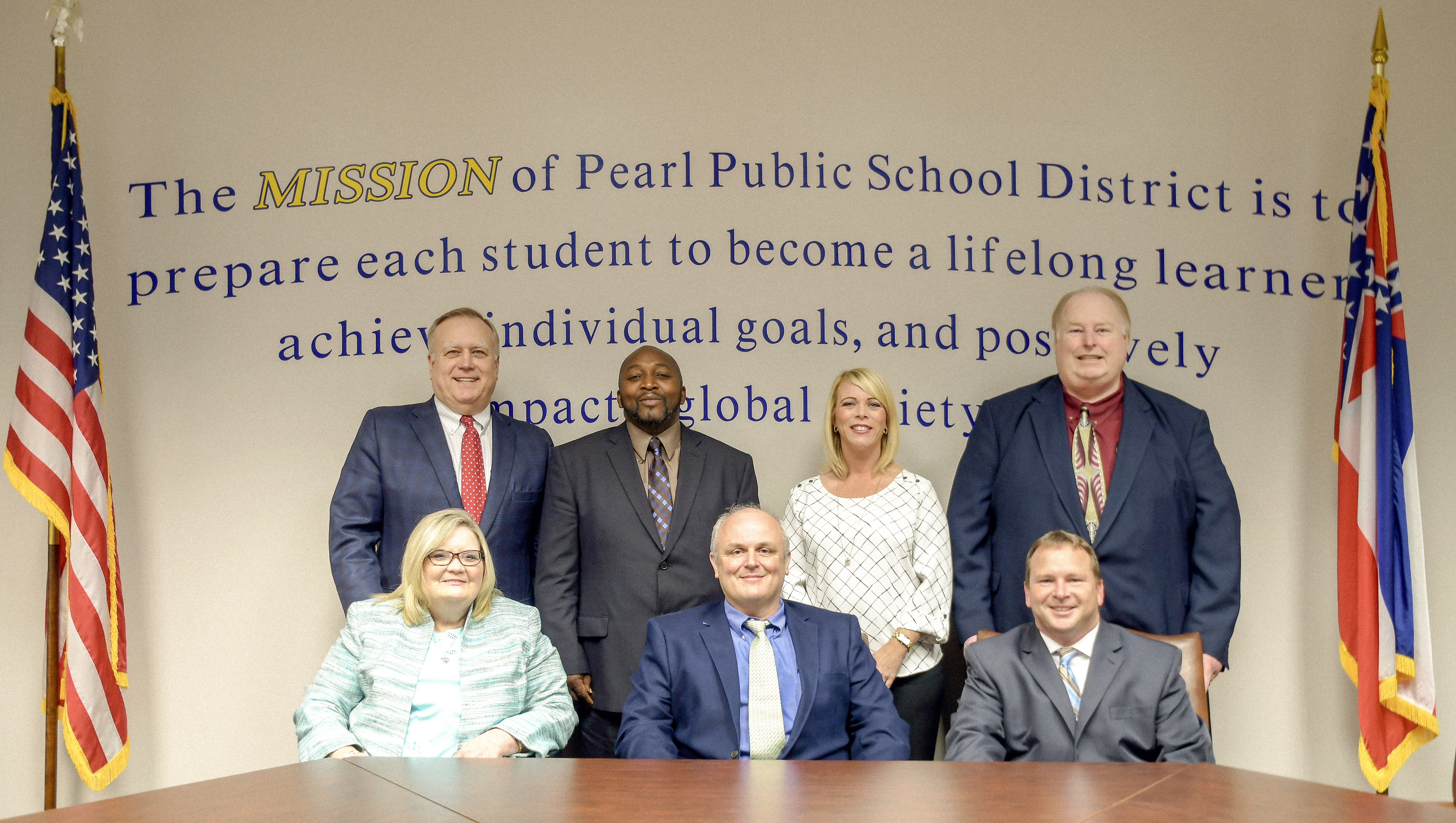 PPSD School Board of Trustees