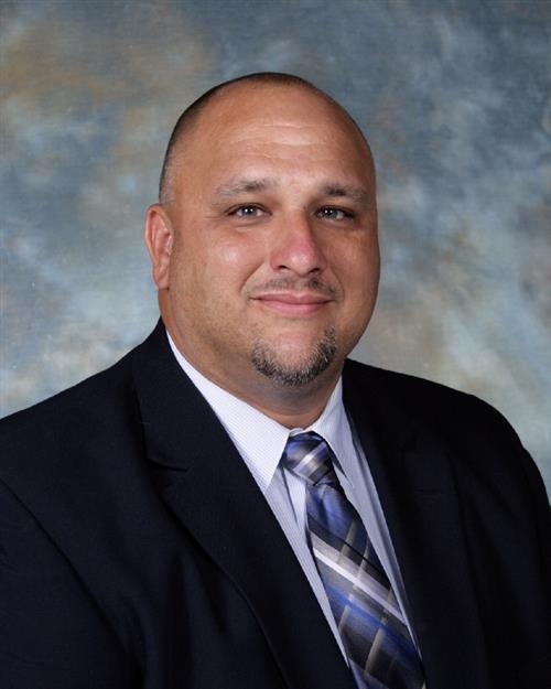 Picture of Principal Gavin Gill