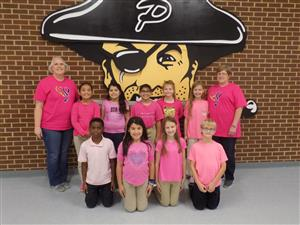 Think Pink Day at PUE