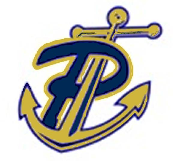 Anchor with a P image